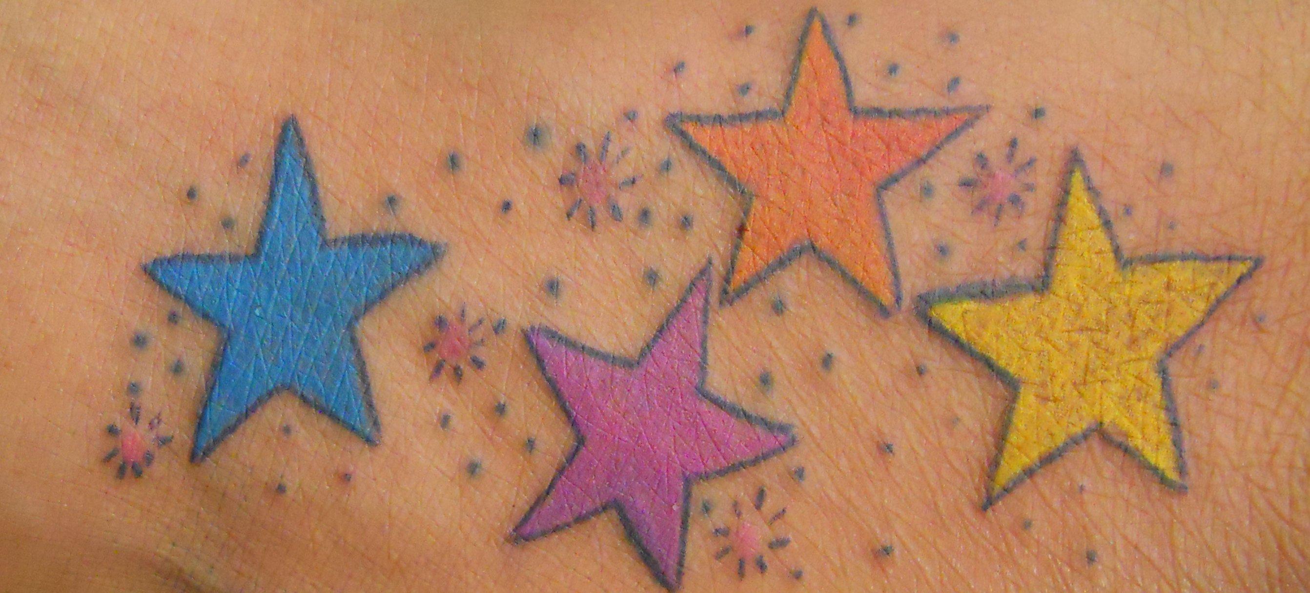 Das Stern Tattoo und seine Bedeutung alletattoo.de 67