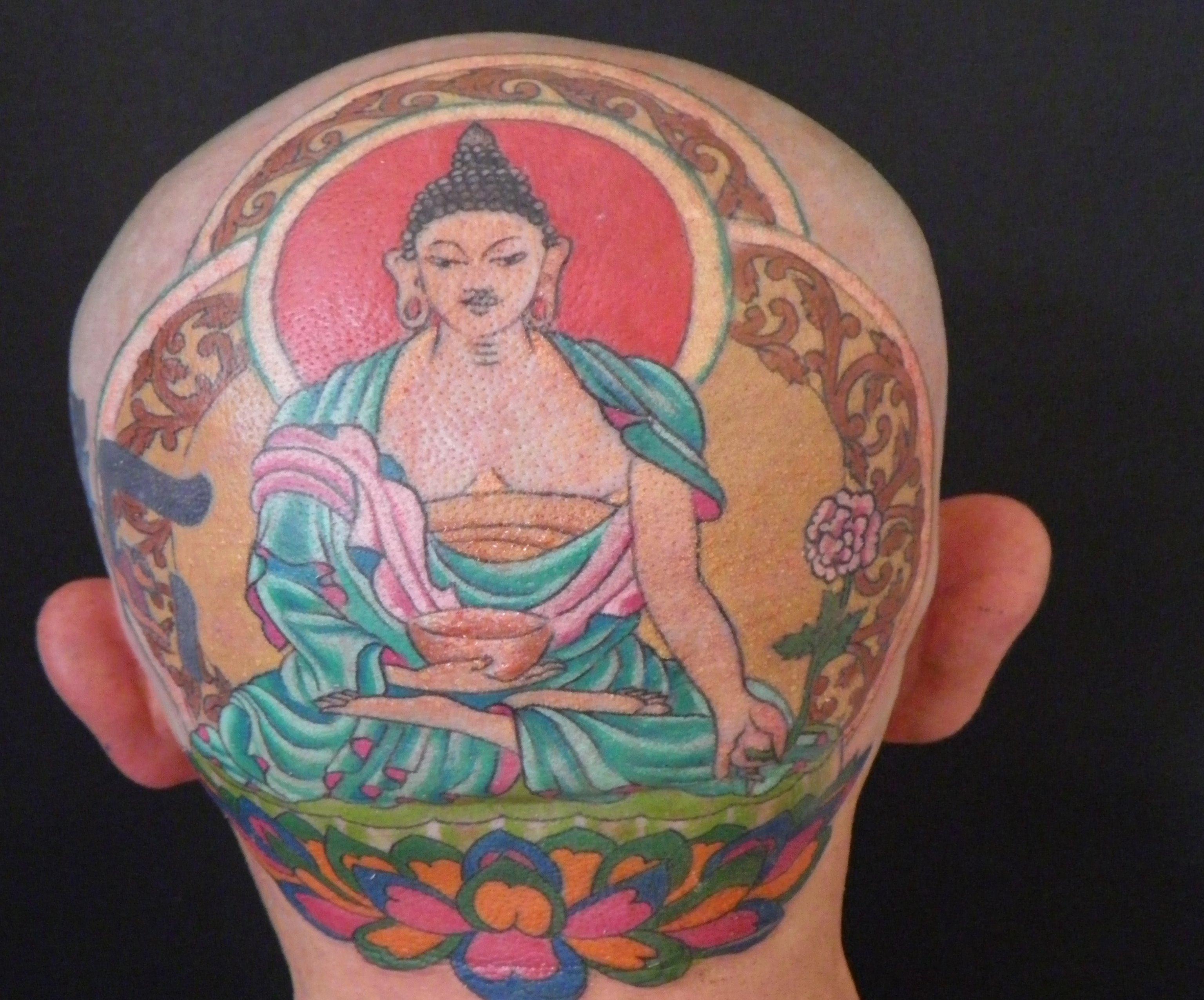 Buddhistische Tattoos und ihre Bedeutung alletattoo.de 28