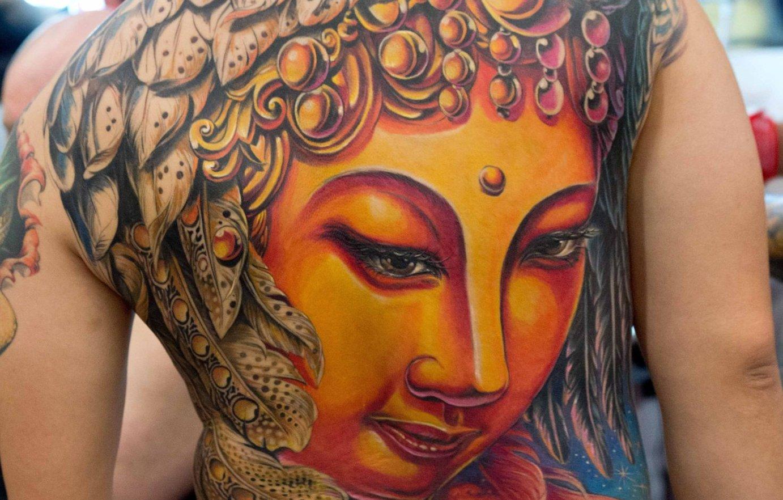 Buddhistische Tattoos und ihre Bedeutung alletattoo.de 20