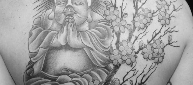 Buddhistische Tattoos und ihre Bedeutung alletattoo.de 21