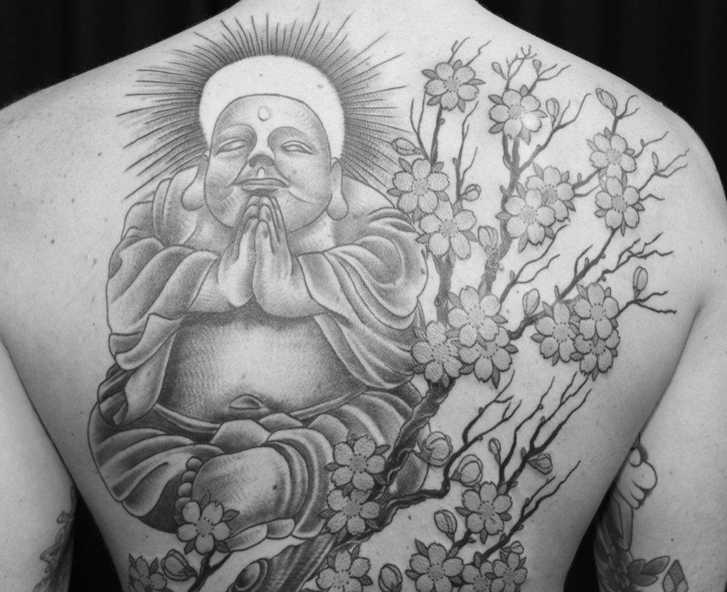 Buddhistische Tattoos und ihre Bedeutung