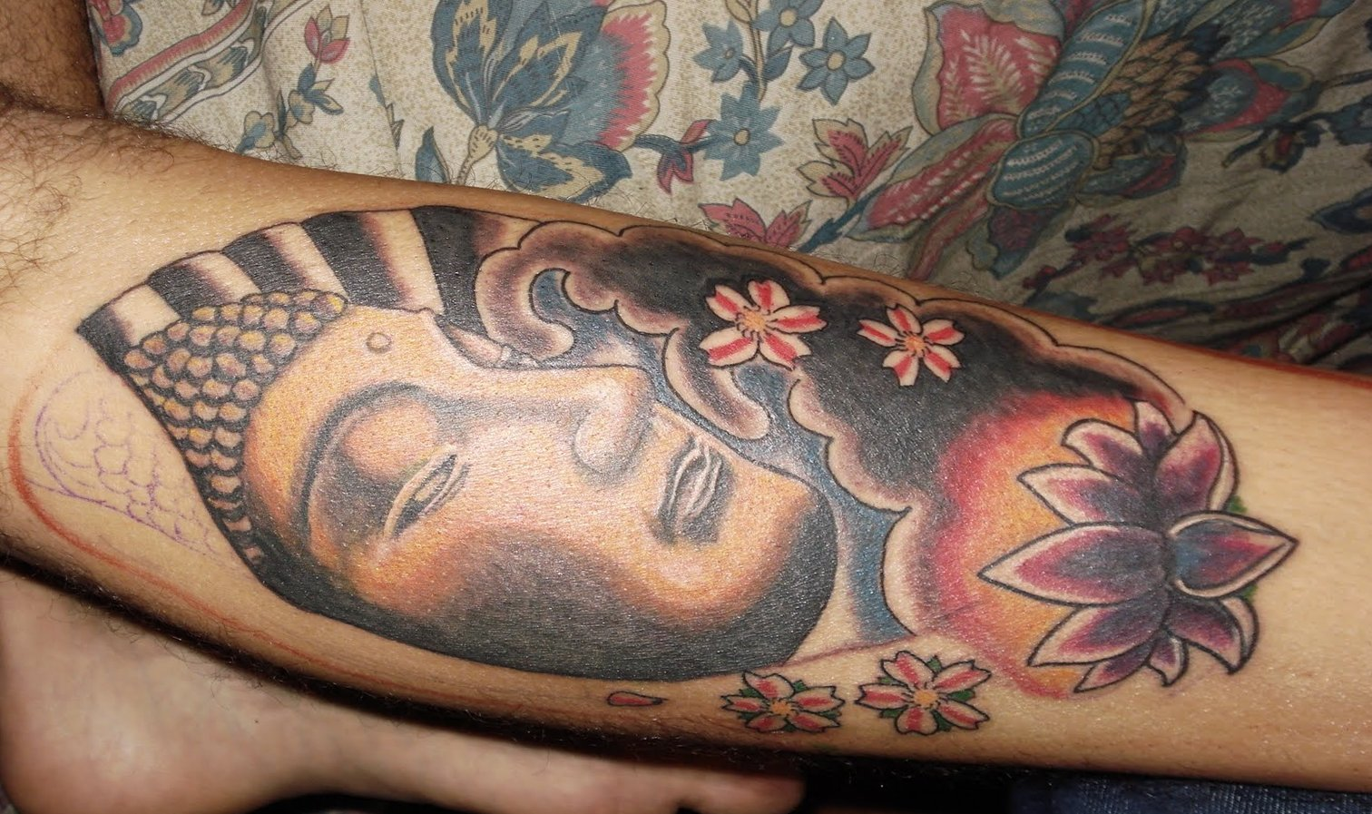 Buddhistische Tattoos und ihre Bedeutung alletattoo.de 15
