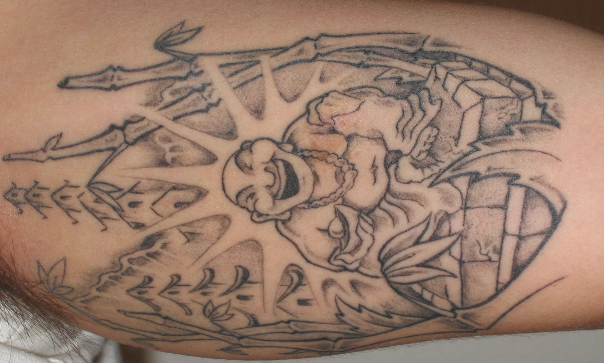 Buddhistische Tattoos und ihre Bedeutung alletattoo.de 8