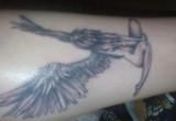 Engel tattoo unterarm 2