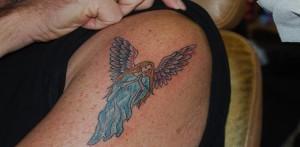 Tattoo Engel – Motive und ihre Bedeutung alletattoo.de 11