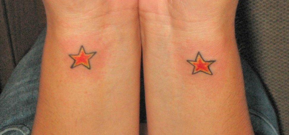 Das Stern Tattoo und seine Bedeutung alletattoo.de 61