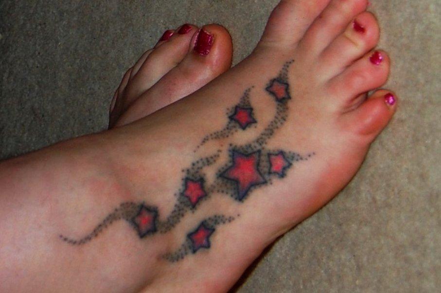 Das Stern Tattoo und seine Bedeutung alletattoo.de 50