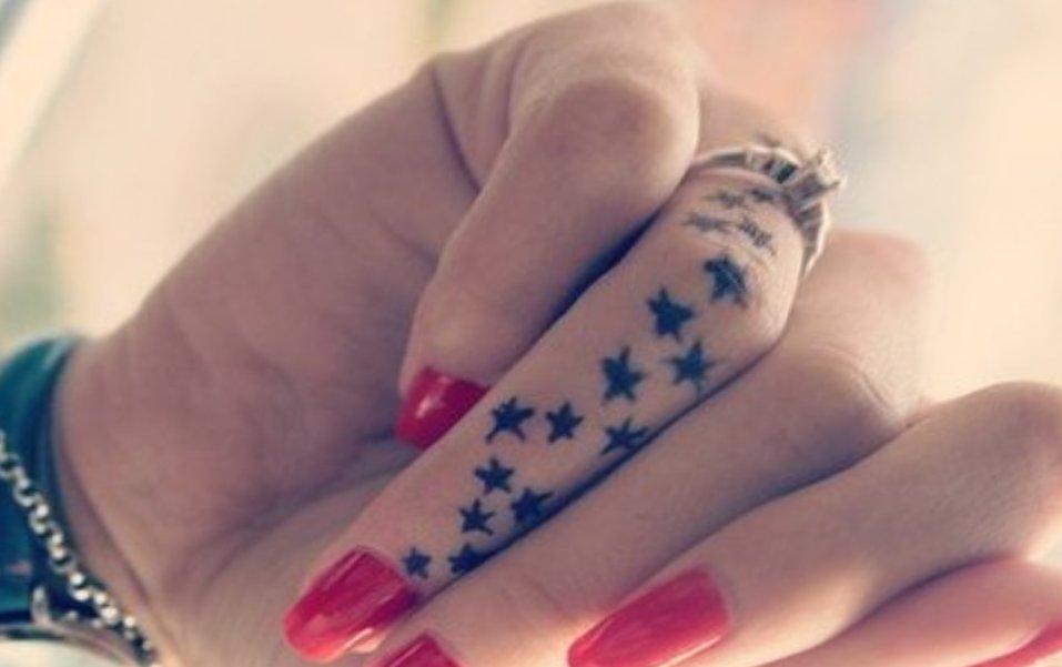 Das Stern Tattoo und seine Bedeutung alletattoo.de 35