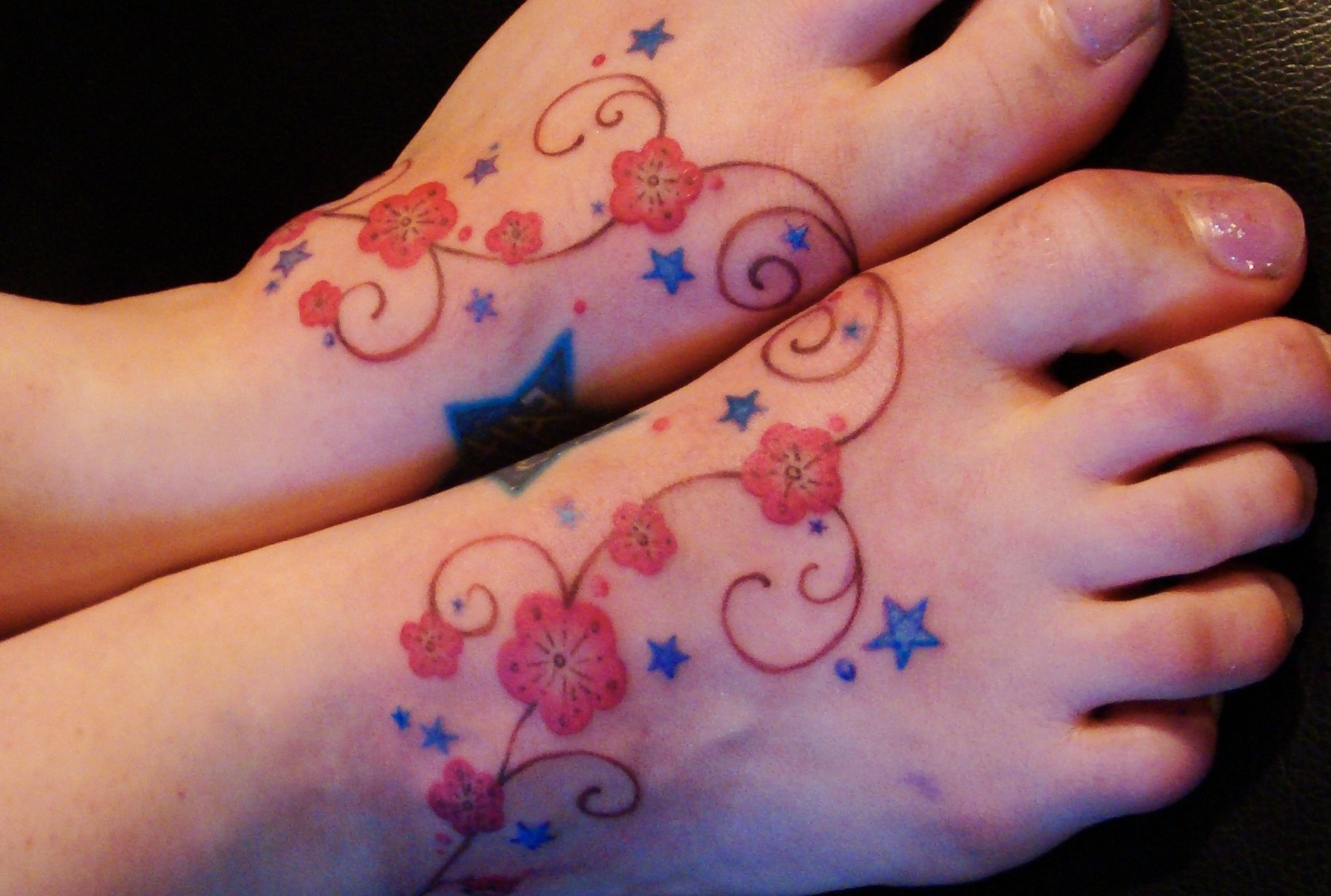 Das Stern Tattoo und seine Bedeutung alletattoo.de 8