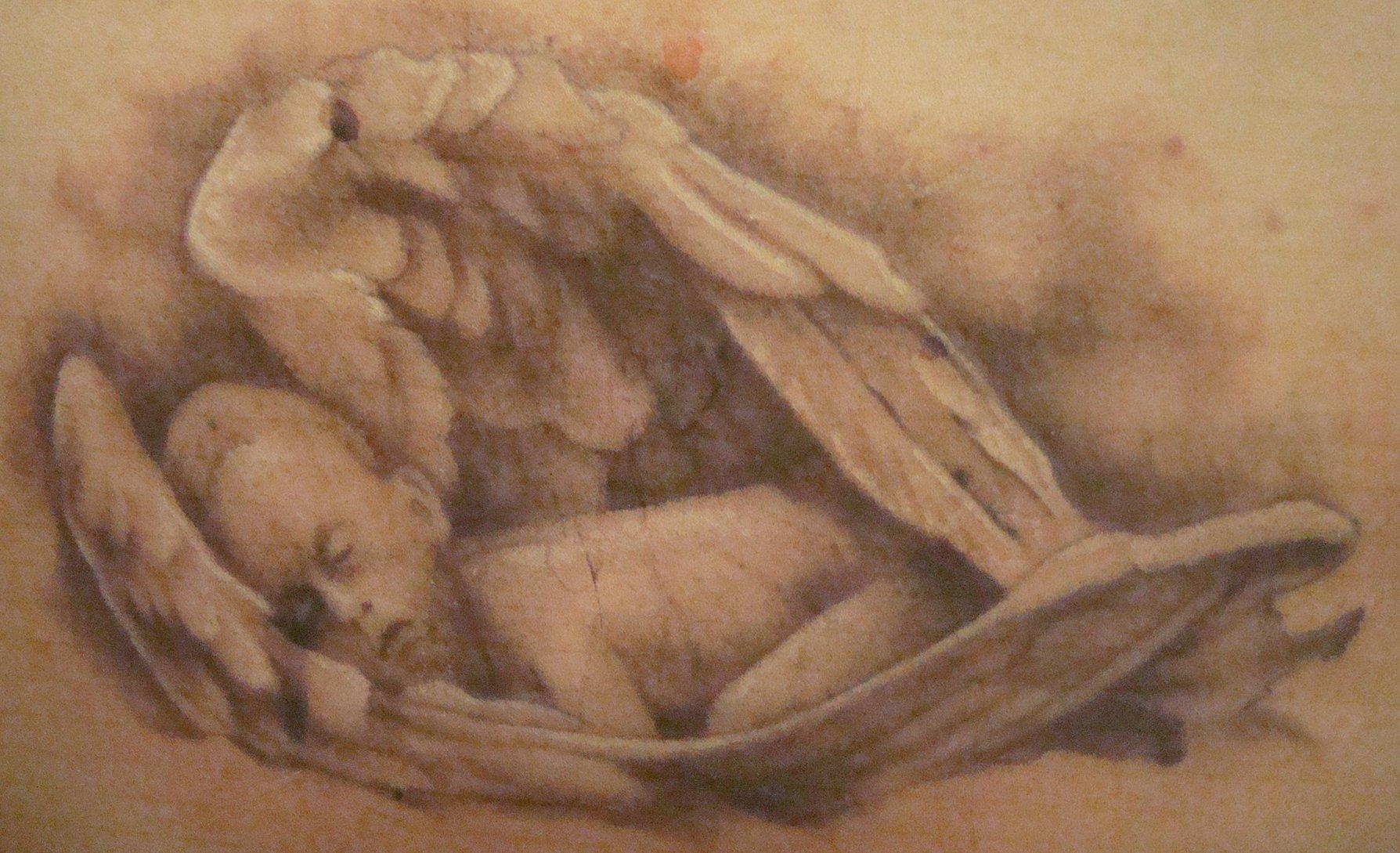 Tattoo Engel – Motive und ihre Bedeutung alletattoo.de 1