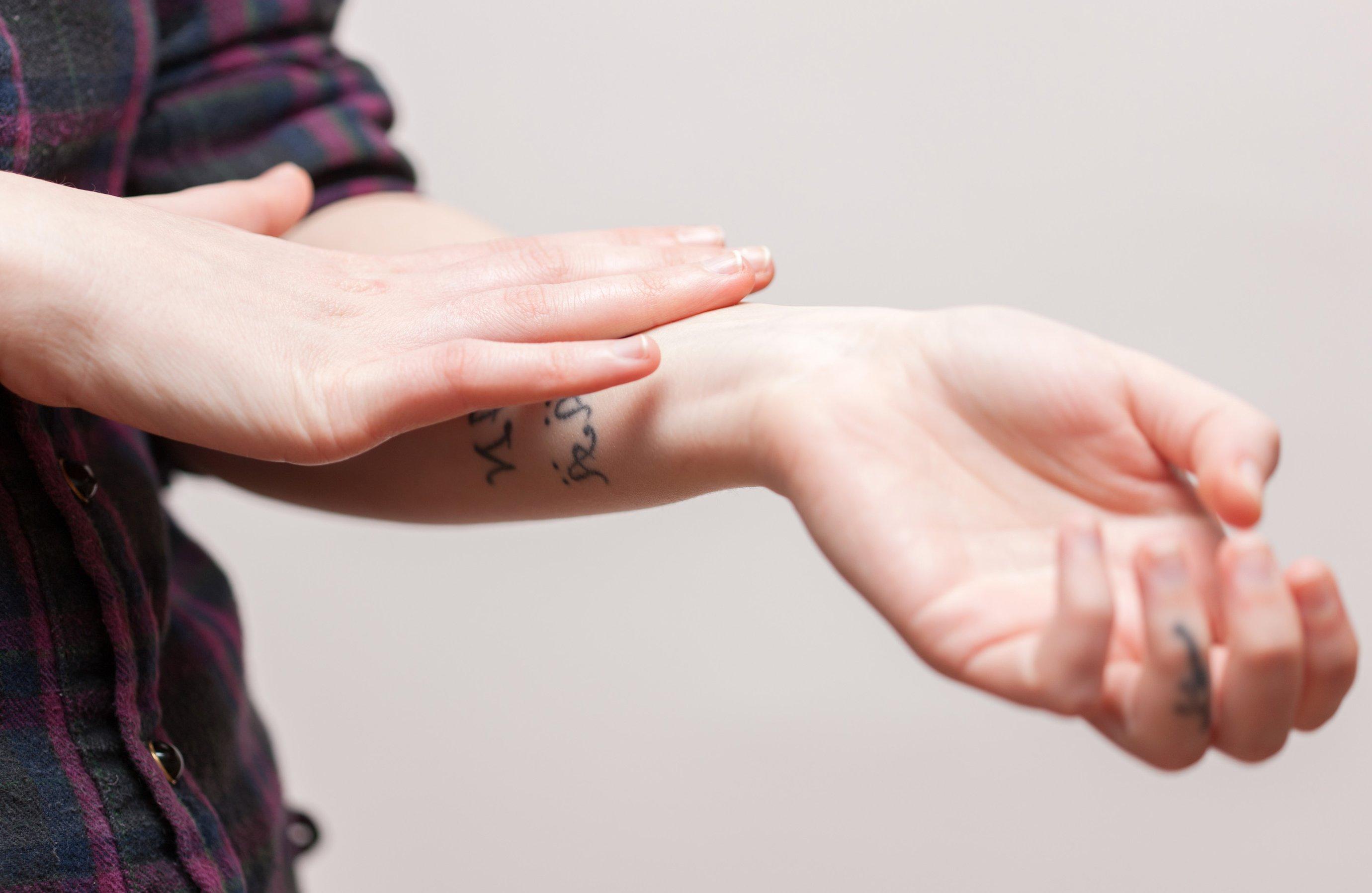Wie merke ich das mein Tattoo entzündet ist ?