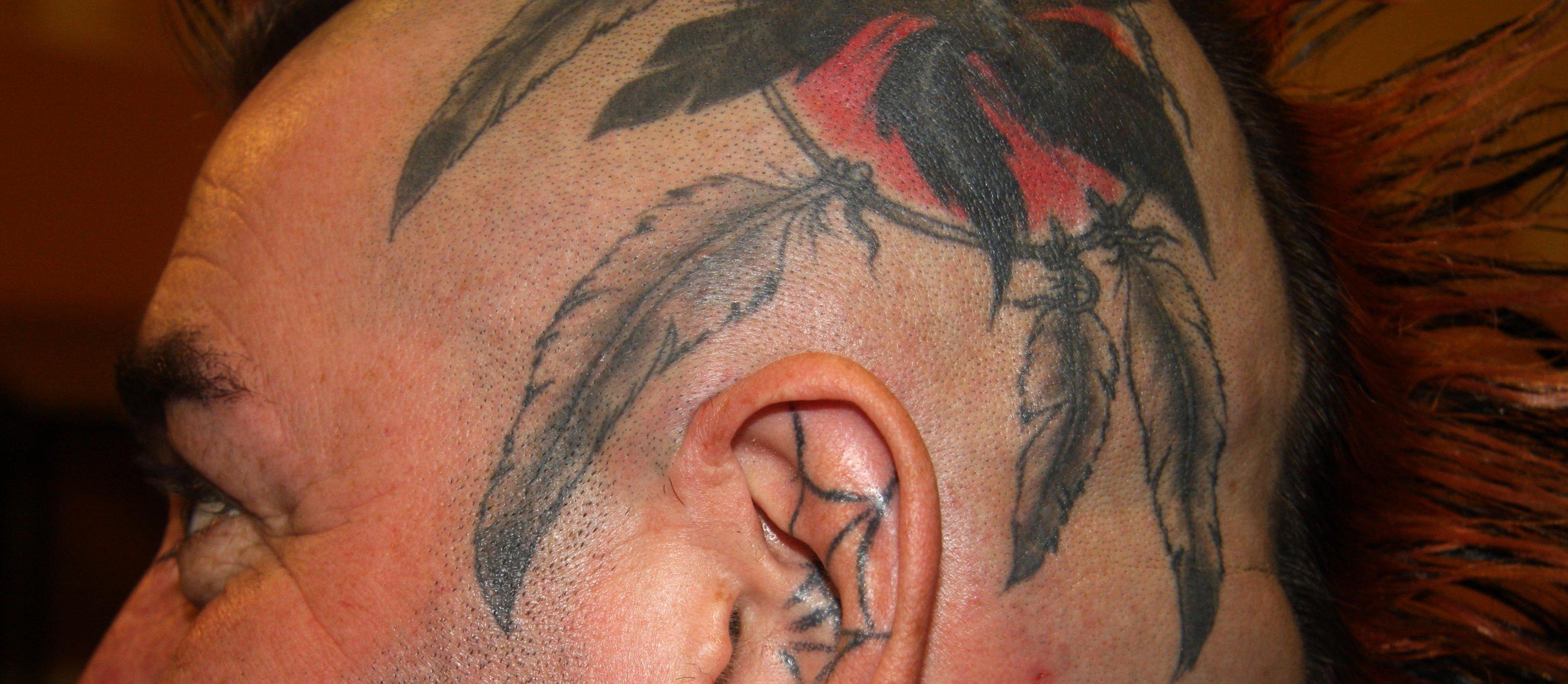 Feder Tattoos und die Bedeutung alletattoo.de 22