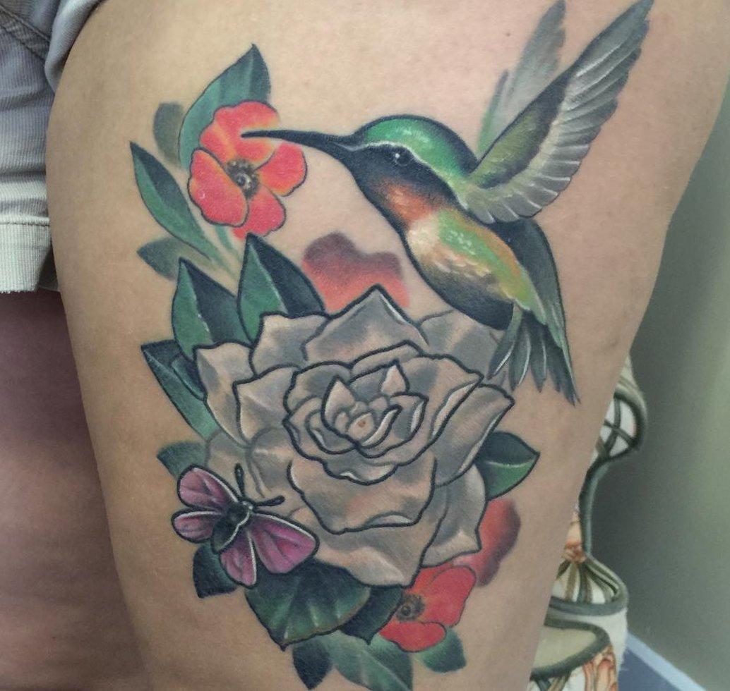 Hawaii Blumen Tattoos – Designs und deren Bedeutung alletattoo.de 21