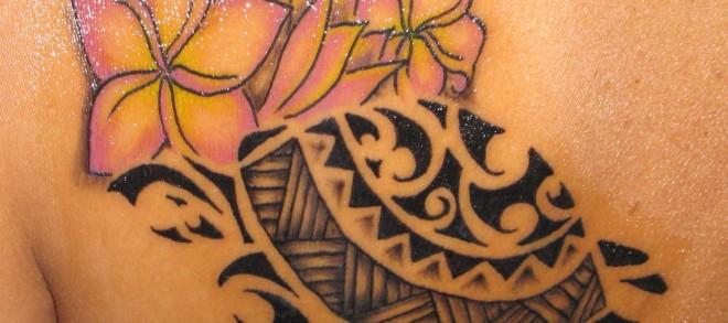 Hawaii Blumen Tattoos – Designs und deren Bedeutung alletattoo.de 12