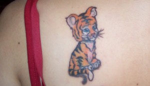 Tiger Tattoo Motive und Bedeutungen alletattoo.de 25
