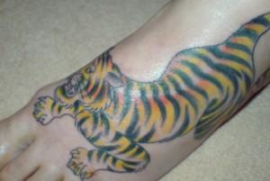 Tiger Tattoo Motive und Bedeutungen alletattoo.de 21