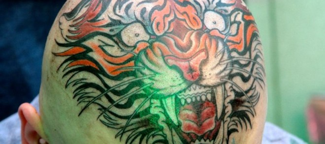 Tiger Tattoo Motive und Bedeutungen alletattoo.de 20
