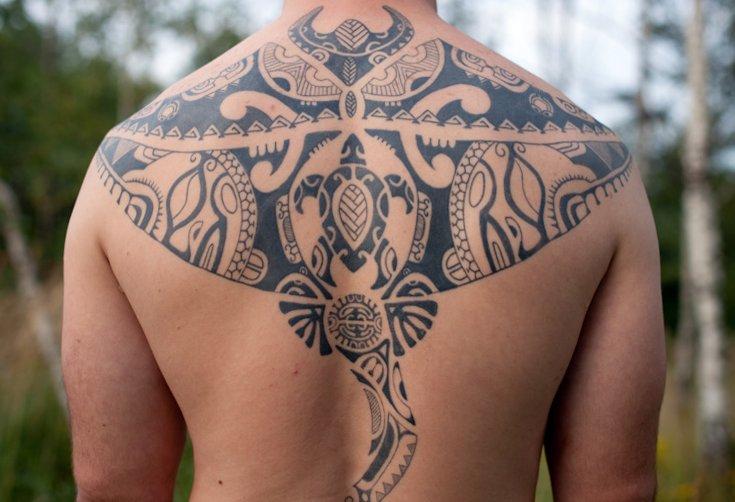 Tribal (Stammes) Tattoos und die Bedeutungen alletattoo.de 31