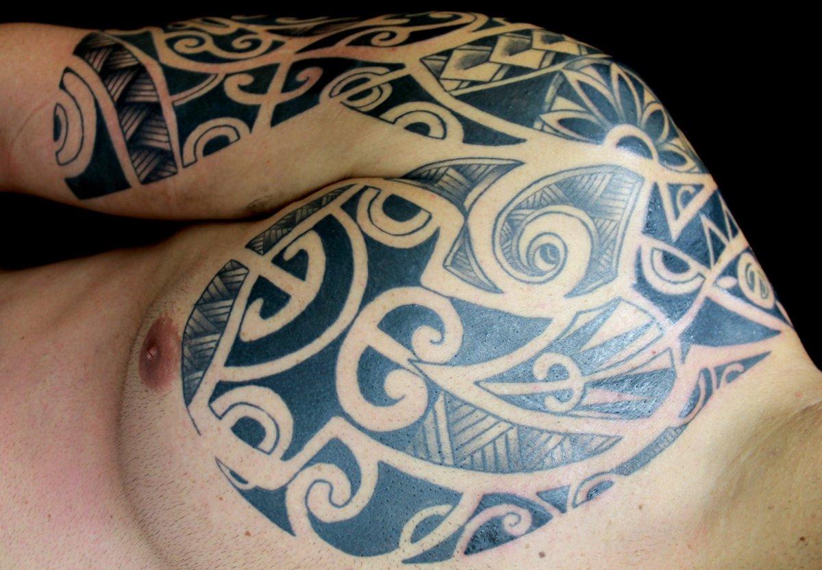 Tribal (Stammes) Tattoos und die Bedeutungen alletattoo.de 28