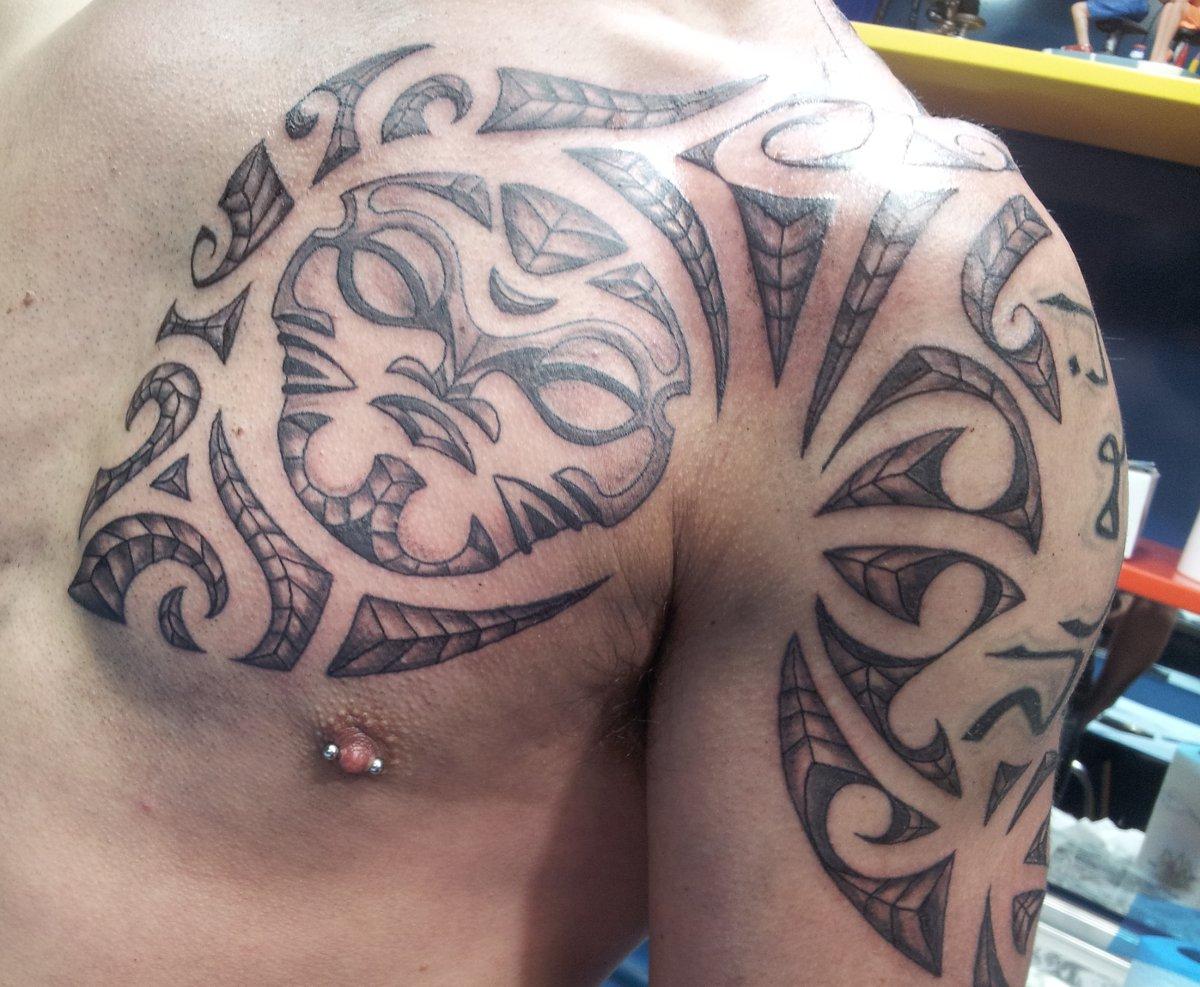 Tribal (Stammes) Tattoos und die Bedeutungen alletattoo.de 29