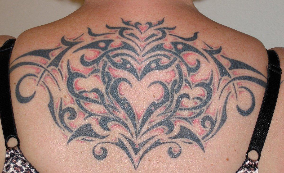 Tribal (Stammes) Tattoos und die Bedeutungen alletattoo.de 27