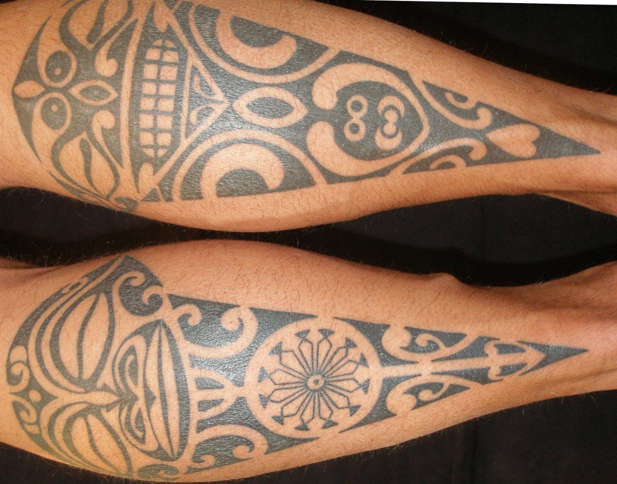 Tribal (Stammes) Tattoos und die Bedeutungen alletattoo.de 26