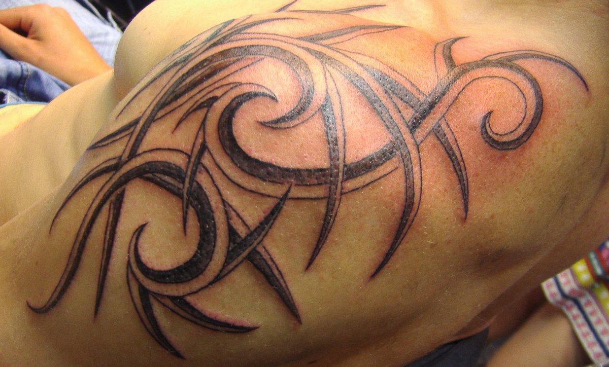 Tribal (Stammes) Tattoos und die Bedeutungen alletattoo.de 13