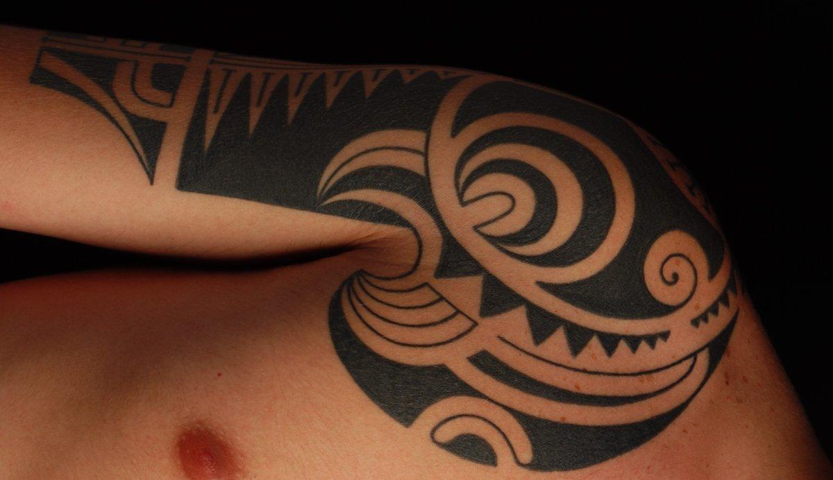 Tribal (Stammes) Tattoos und die Bedeutungen alletattoo.de 2