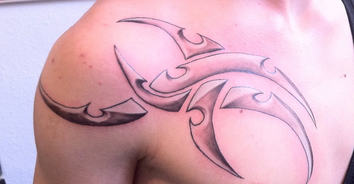 Tribal (Stammes) Tattoos und die Bedeutungen alletattoo.de 23