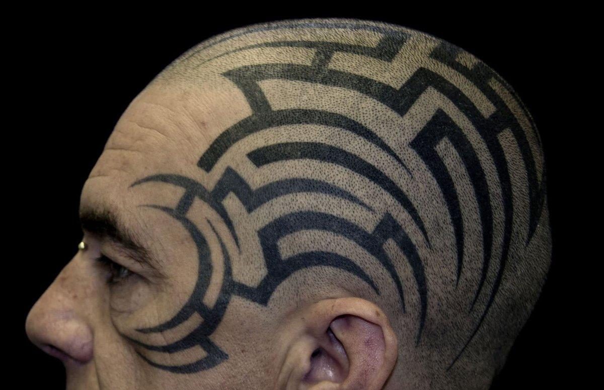 Tribal (Stammes) Tattoos und die Bedeutungen alletattoo.de 21