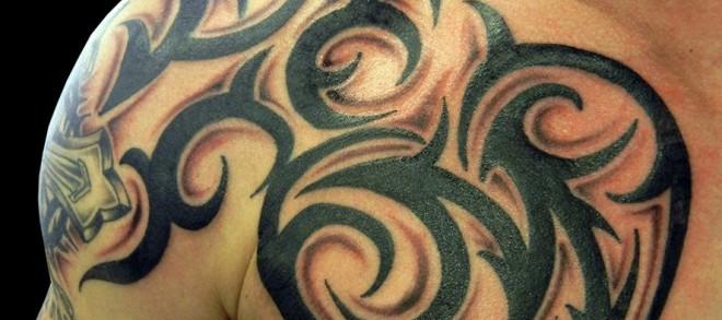 Tribal (Stammes) Tattoos und die Bedeutungen alletattoo.de 5